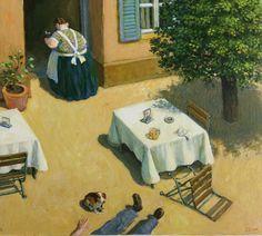Sowa, Michael - Galerie KK Klaus Kiefer Essen   zeitgenössische figurative Malerei