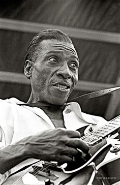 T-Bone Walker - Photo by Willa Davis. T-Bone Walker was born Aaron Thibeaux Walker in Linden, Texas on May 28th, 1910. Happy Birthday, T-Bon...
