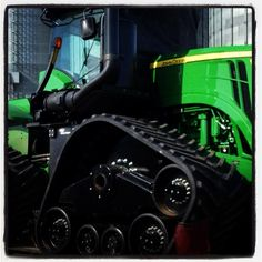 Retrofit JD Quadtrack