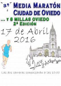 Media Maratón Ciudad de Oviedo