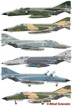 Greek F4 Phantoms