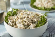 Κρεμώδης κοτοσαλάτα! Curry, Potato Salad, Grains, Potatoes, Rice, Cooking, Ethnic Recipes, Peta, Food