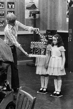 "vintagesalt:  ""The Shining (dir. by Stanley Kubrick, 1980)  """