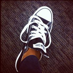 Chuck Taylors - always in style ;)