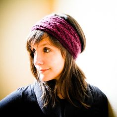 Lacefield Knit Headband