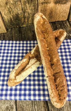 Low Carb Baguette wunderbar aromatisch und einfach gemacht. Ihr mögt Streetfood - jetzt geht es auch in Low Carb, mit einem schnellen Baguette.