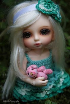 Thank you, aunt Nikki! by KatWoods.....FairyLand Ball Joint Doll Shopping Mall....dollfairyland.com/