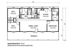 788bb08a71b0167dde19c9ec4a793440  National Homes Small House Floor Plans on