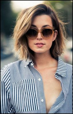 Short hair spring summer 2018 #short #spring #summer