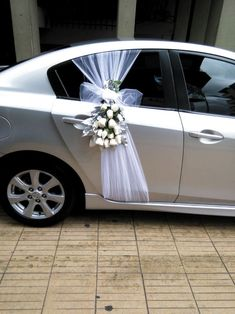 Wedding Car Decorations, Wedding Themes, Wedding Designs, Wedding Ideas, Bridal Car, Wedding Chairs, Wedding Bouquets, Rustic Wedding, Wedding Ceremony
