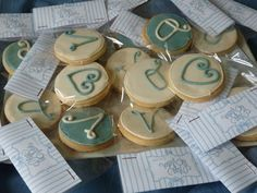 Estrade's cakes: galletas boda