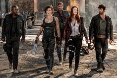 Resident Evil: Capítulo final mirando hacia atrás