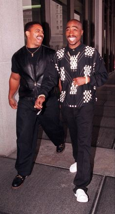 From the 1st night of Frank's shift as bodyguard Tupac did his best in his Benz to totally DITCH Frank his 300Wz LOL.Frank got it right away! :) The two were on same wavelength which was proved time & time again. None of other bodyguards wanted to work w/ Pac & viceversa! They shared rare & unconditional brotherly love for the mere year they had to work together before Tupac's murder. <3