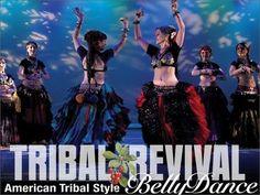 Tribal Revival! American Tribal Style Belly Dance Variations | World Dance New York