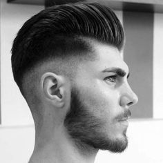 Low Skin Fade Pompadour haircuts for men haircuts for men for 2016 hairstyles Hipster Hairstyles, Cool Hairstyles For Men, Cool Haircuts, Hairstyles Haircuts, Haircuts For Men, 2018 Haircuts, Stylish Hairstyles, Popular Haircuts, Latest Hairstyles