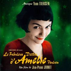 Amélie (Le fabuleux destin d'Amélie Poulain) (2001) - April 25 - France     Amélie is a story about a girl named Amélie whose childhood was suppressed by her Father's mistaken concerns of a heart defect. With these concerns Amélie gets hardly any real life contact with other people. This leads Amélie to resort to her own fantastical world and dreams of love and beauty. She later on becomes a young woman and moves to the central part of Paris as a waitress. After finding a lost treasure…