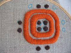 ♒ Enchanting Embroidery ♒  crewel