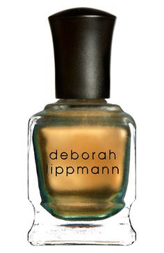 Deborah Lippmann 'Swagga Like Us' Mirrored Chrome Nail Lacquer available at Nordstrom