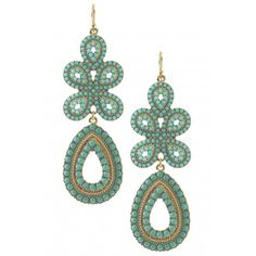 Stella & Dot Capri Chandelier Earrings    SHOP NOW: http://shop.stelladot.com/style/b2c_en_ca/shop/earrings/all-earrings/e172tu.html