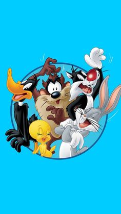 Looney Toons wallpaper by K_a_r_m_a_ - 0bf2 - Free on ZEDGE™