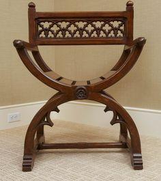 Silla curul romana historia del mueble pinterest for Viking muebles