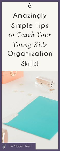 How to Teach Your Young Kids Organizational Skills Encouraging kids to be organized from a young age will help them throughout life. Learn how to teach your young kids organizational skills with these 6 tips Be Organized, Getting Organized, Parenting Advice, Kids And Parenting, Mindful Parenting, Organization Skills, Organizing Tips, Cleaning Hacks, First Time Moms