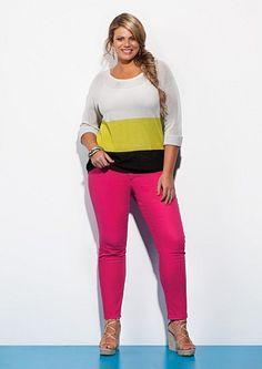 Virtushop coloured jeans