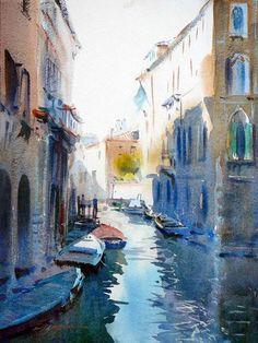 Art Of Watercolor: David Taylor. Interview.