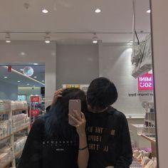 Aesthetic Korea, Bad Boy Aesthetic, Couple Aesthetic, Cute Couples Goals, Couple Goals, Korean Couple Photoshoot, Korean Best Friends, Jungkook Abs, Ulzzang Korea