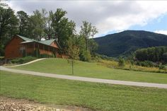 Beautiful views from this cabin nestled in the heart of Wears Valley.