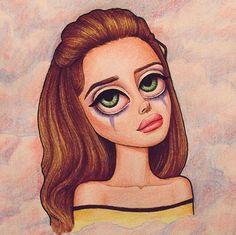 Lana Del Rey,Big Eyes