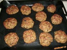 Kapustové karbanátky s masem Ethnic Recipes, Food, Essen, Meals, Yemek, Eten