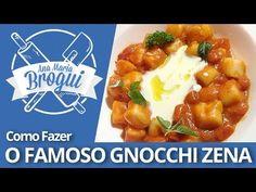 ▶ Ana Maria Brogui #133 + Carlos Bertolazzi: Como fazer o famoso Gnocchi Zena - YouTube