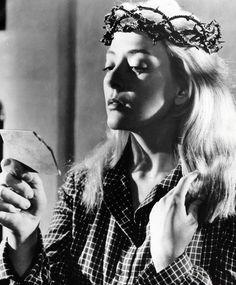 """""""Viridiana"""" by Luis Buñuel (1961) - Silvia Pinal"""