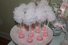 paris party marshmallows