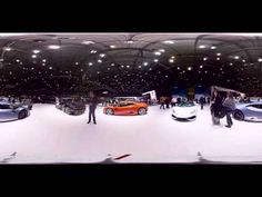 Roadshow: Visit the Lamborghini booth in 360 video at the Geneva auto show Technology Articles, Latest Technology, Motorcycle Images, Geneva Motor Show, Come And Go, Car Show, Tech News, Lamborghini, Gadget