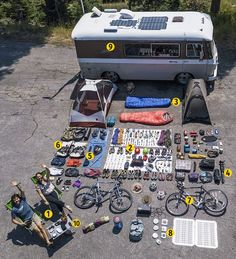 The Van Project: Our Van Life Essentials - Rolling Home - inside van project The Effective Pictures We Offer You About van life hacks A quality picture can - Vw T3 Camper, Camper Van Life, Sprinter Camper, Kombi Trailer, Camper Trailers, Truck Camping, Van Camping, Camping Survival, Motorhome