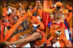 Nederlands elftal voetbalsupporters