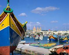 Bootje op Gozo
