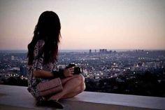 He decidido estar sola por un tiempo…