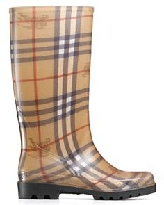 f615c9ccffe666 Burberry - Shoes   Bloomingdale s Bottes, Burberry Bottes De Pluie, Chaussures  Burberry, Bottes