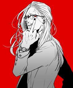 Character: Present Mic