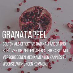 Auch Granatäpfel zählen zu den Superfoods. Aber hält er auch was er verspricht? Wir haben Experten um ihre Meinung gebeten...
