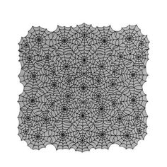 Heritage Lace® Spider Web 60-Inch Table Topper in Black - BedBathandBeyond.com