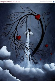 For every soul there is a guardian watching it.  ^i^ ▪♡▪ ^i^