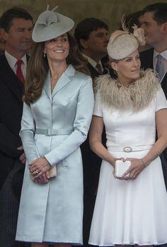 Angelina Jolie Wears Duchess Kate's Favorite Color