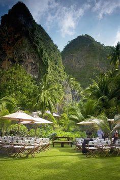 Rayavadee Resort - Krabi - Thailand