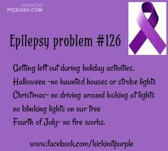 Epilepsy Problems / Epilepsy Awareness My poor son! We can still do some of it he just has to wear dark sunglasses:( Epilepsy Facts, Epilepsy Quotes, Epilepsy Awareness Month, Epilepsy Seizure, Seizure Disorder, Sleep Dream, Seizures, Kids Health, Chronic Illness