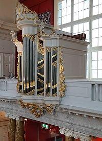 Orgel Stedelijk Museum, Schiedam