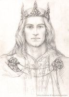Elu Thingol by ~ekukanova on deviantART